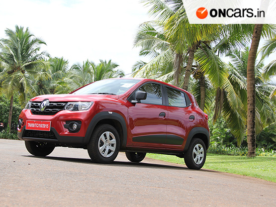 Renault KWID: First Drive