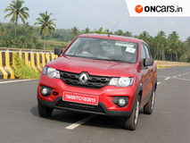 Renault Kwid 1.0L and AMT variant to debut at 2016 Delhi Auto Expo: Report