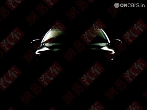 2012 Toyota Camry teased in China