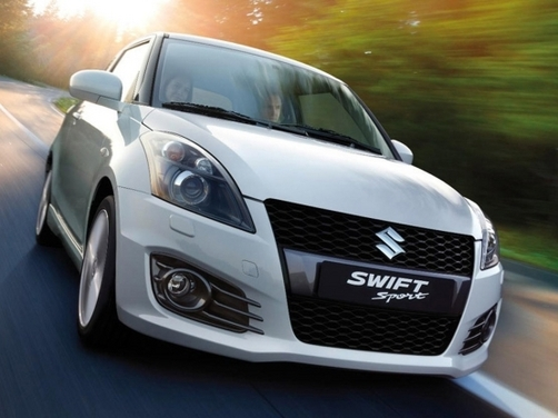 Swift Sport unveiled at Frankfurt Auto Show