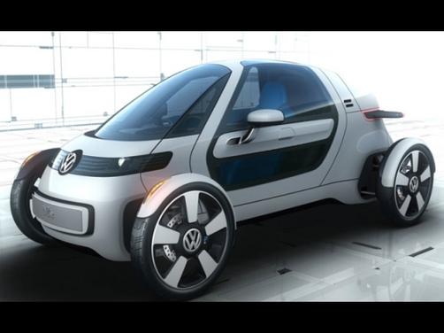 VW to show single seater Nils