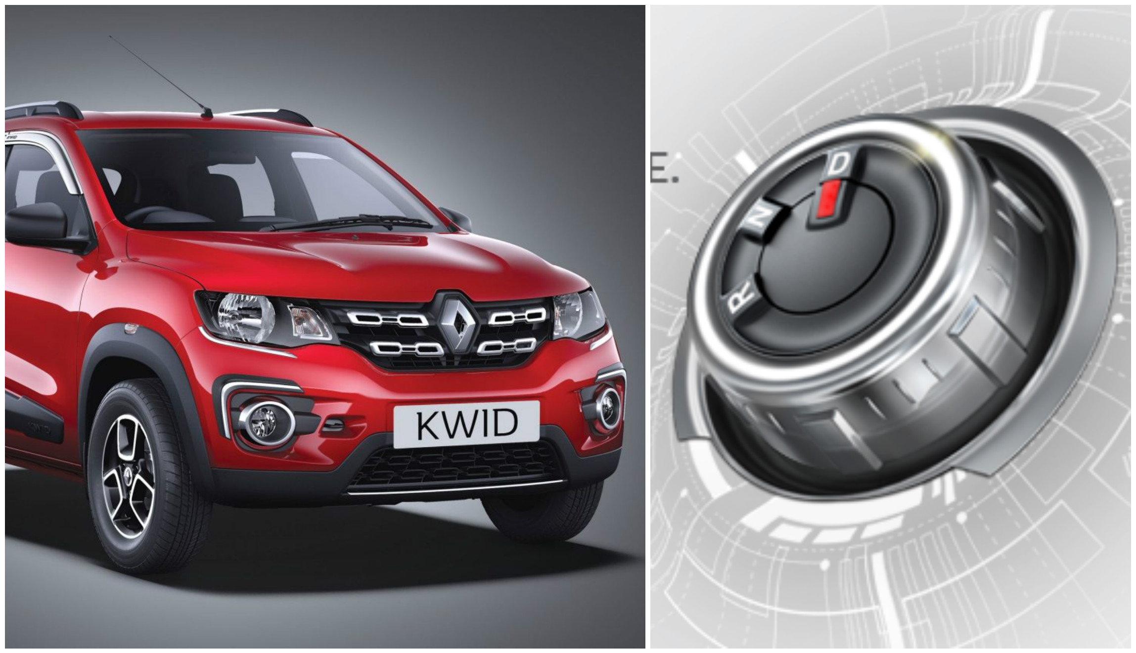 Renault Kwid Amt 10 Facts To Know News Cars News Indiacom