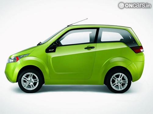 Reva technology on a Mahindra vehicle?