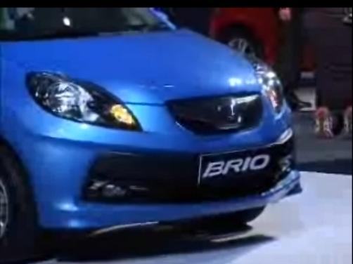 Live: Honda Brio India launch