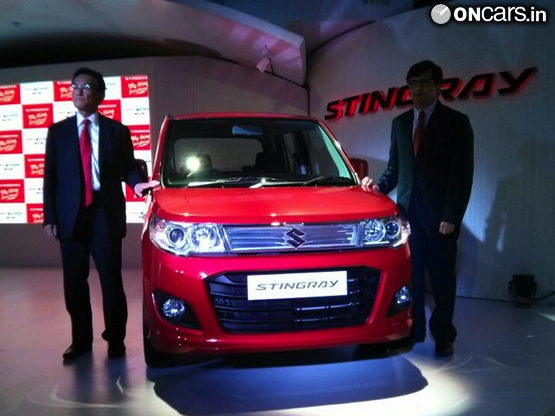 Maruti Suzuki Stingray launched in India at Rs 4.09 lakh