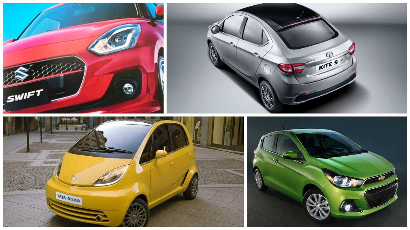 upcoming new cars in india priced below inr 5 lakh: get expected