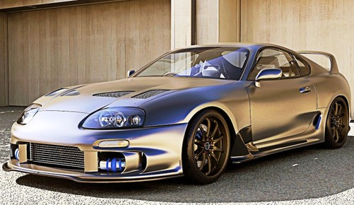 New Toyota Supra to churn out 400 horses