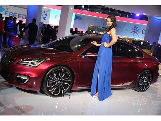 Maruti Suzuki Ciaz: Production of Ciaz crosses 9,000 units before its launch in October 2014