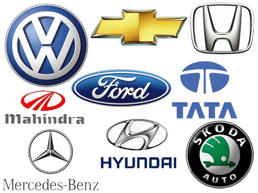 Car sales figures August 2011