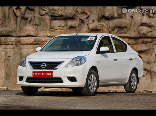 Nissan launches the Sunny in India at Rs 5.78 lakh