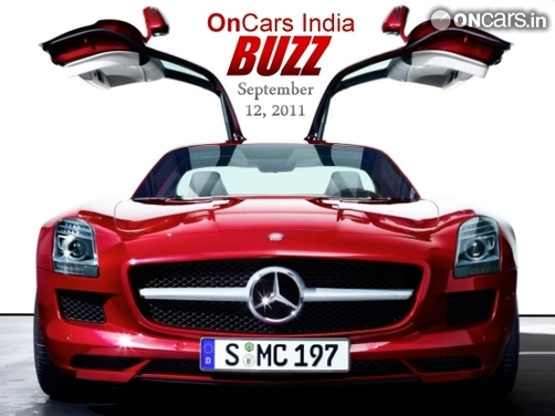OnCars India Buzz: September 12, 2011