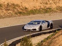 Scoop: Fresh photos of the Lamborghini Gallardo replacement (Cabrera) appear online