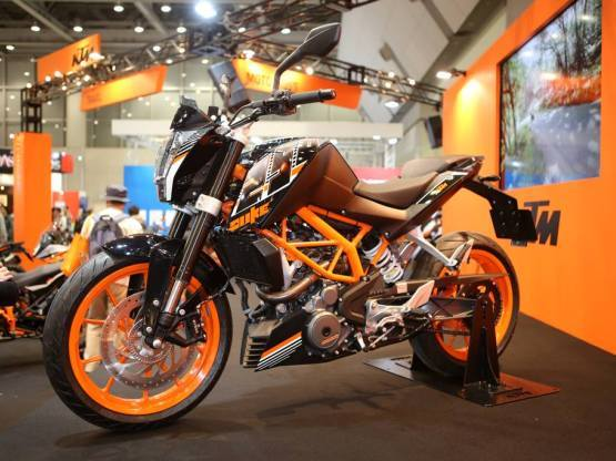 KTM Motorcycles Japan: KTM unveils new Duke 250 and RC 250