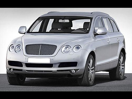 Bentley considering SUV