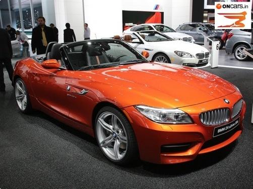 2013 NAIAS: BMW Z4 makes an appearance