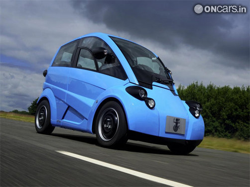 T.27 is the world's most efficient electric car