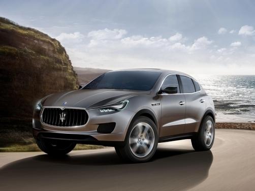 Maserati to enter SUV market with Kubang