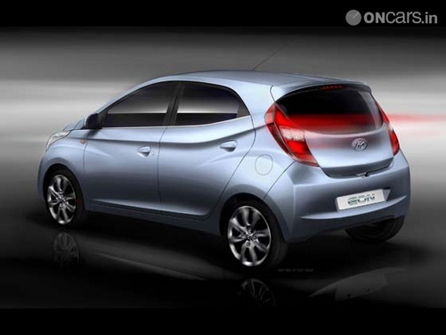 Hyundai Eon unveiled
