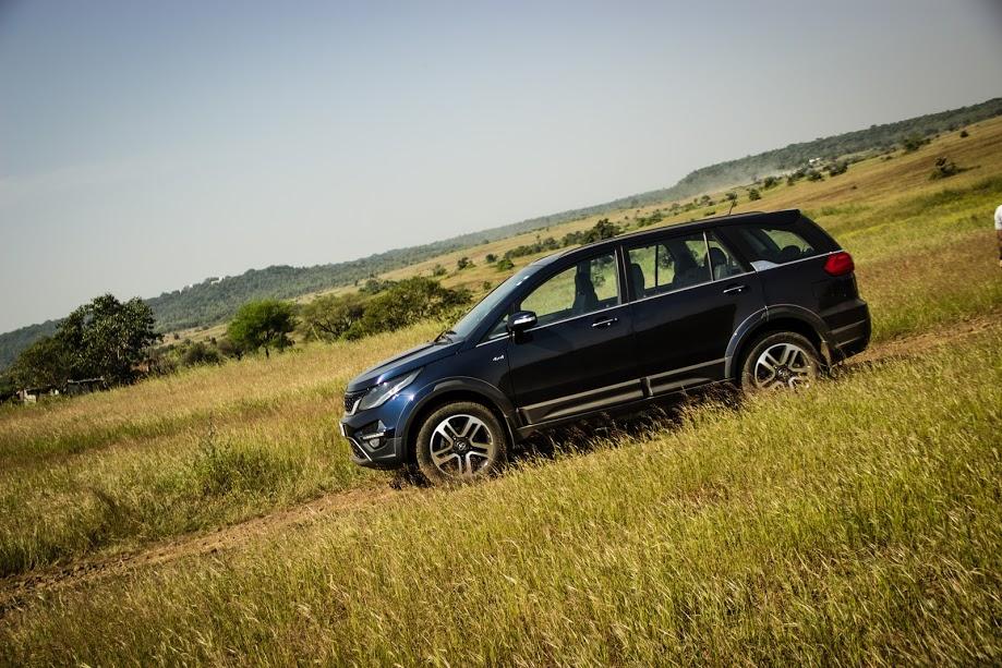 Tata Hexa: First Drive Report