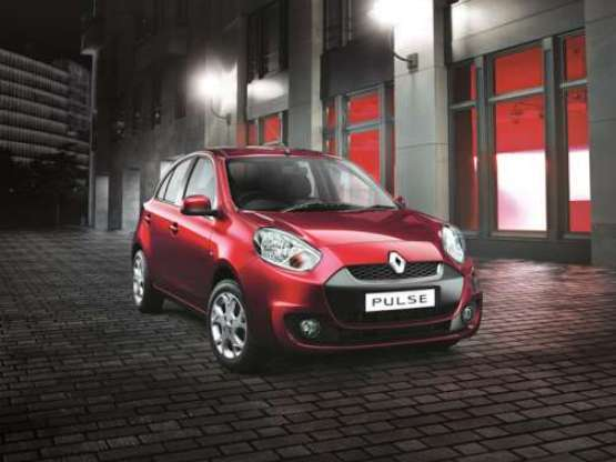 Renault Pulse 2015 Facelift Launched: Price in India stars at INR 5.03 lakhs for Pulse hatchback