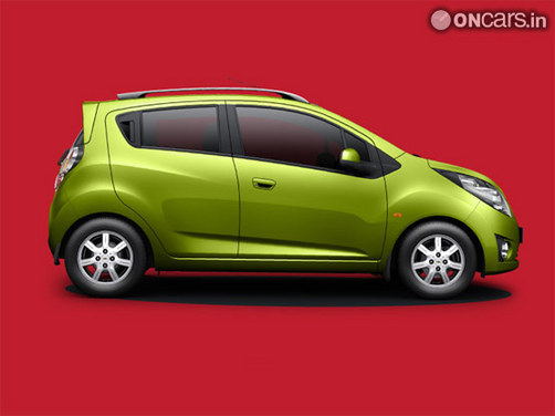Details of the Chevrolet Beat diesel released