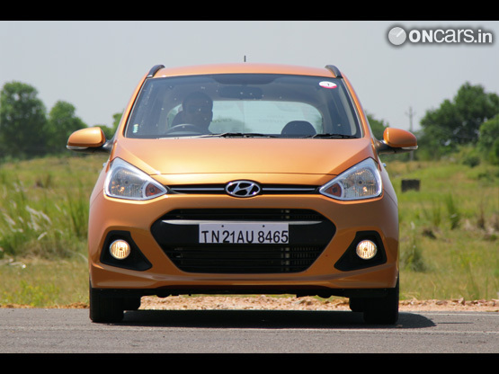 Hyundai's newest small car is Grand in everyway