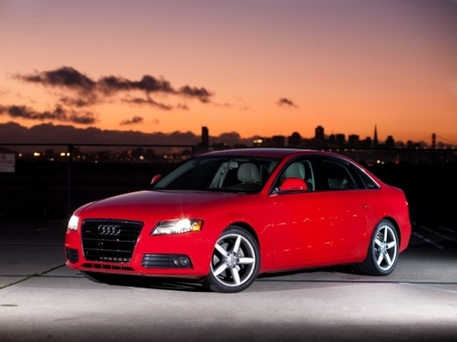 Audi A4 facelift scheduled