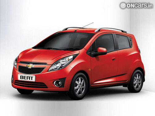 GM to launch Beat diesel this month