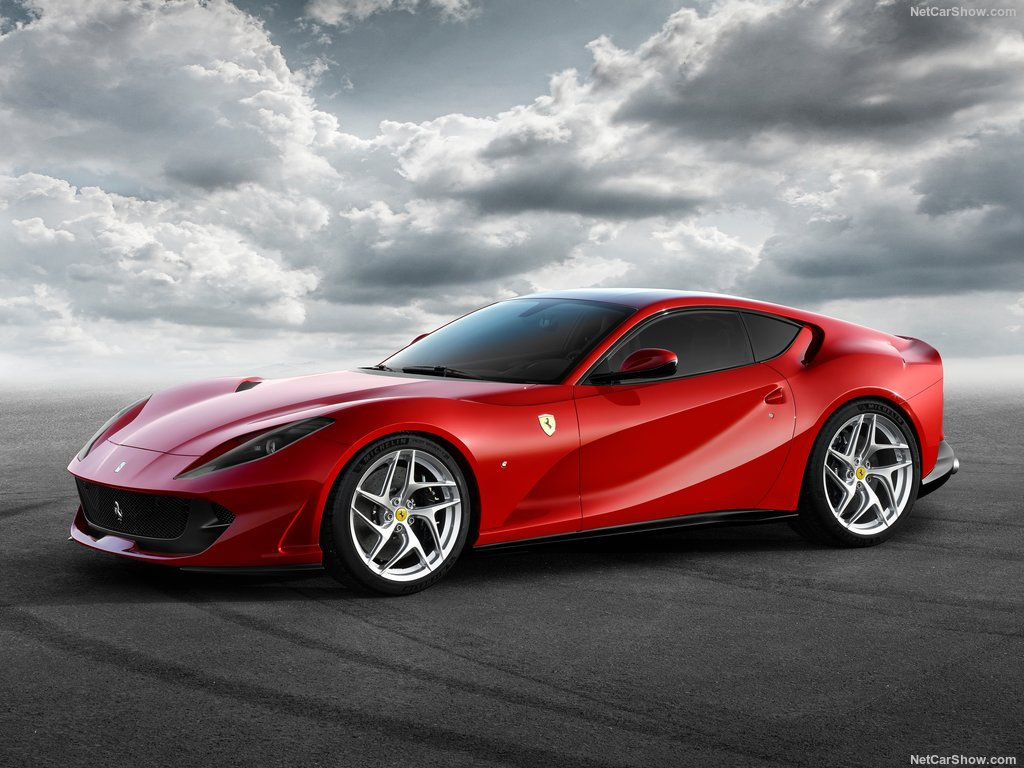 The Ferrari F12 Berlinetta Has A Successor And It S Called 812 Superfast