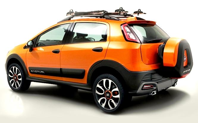 Fiat Avventura Urban Cross vs Fiat Avventura: price, features and