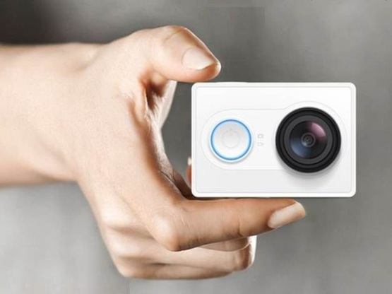 Xiaomi Yi Action Camera: Xiaomi launches low-cost action camera to rival GoPro