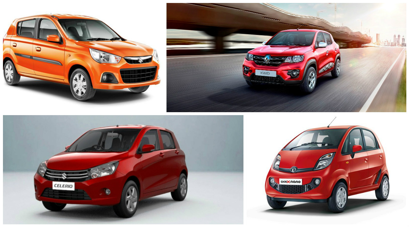 automatic cars in indian under inr 5 lakh | news cars news, india