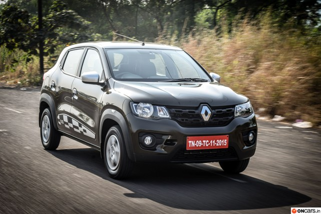 Renault Kwid 1.0-litre AMT: First Drive Report