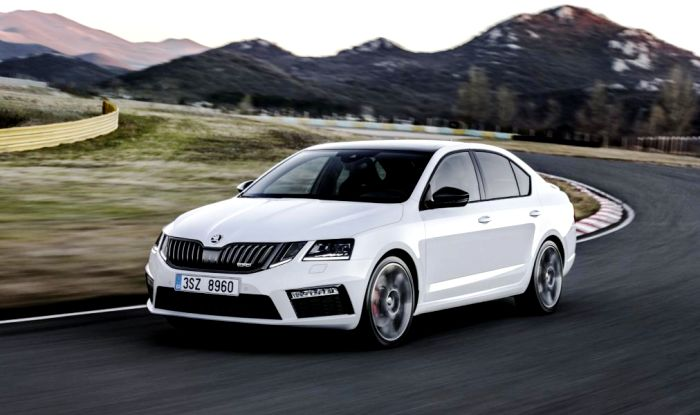 LIVE Skoda Octavia RS Launch Updates: India Price Starts From INR 24.62 Lakh