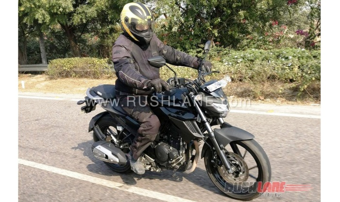 Yamaha FZ 200/250 spied in India without camouflage | Find