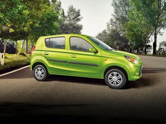 Maruti Suzuki Alto 800 Price in India | Maruti Suzuki Alto
