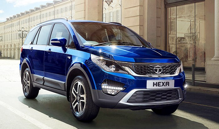 Tata Hexa Drives into Nepal; Launched at NPR 77.95 Lakhs