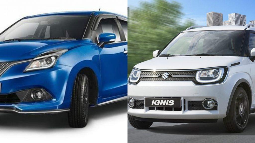 Top 4 Premium Maruti Suzuki Cars Under 15 Lakhs In India Find New