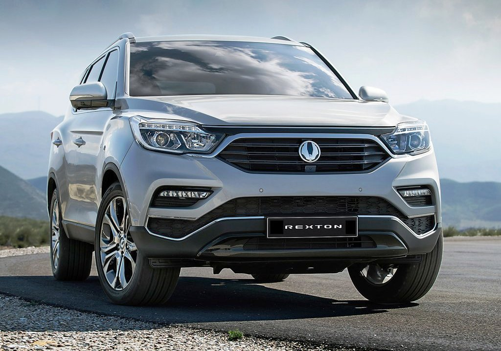 New Mahindra SsangYong Rexton to be Showcased at Auto Expo 2018