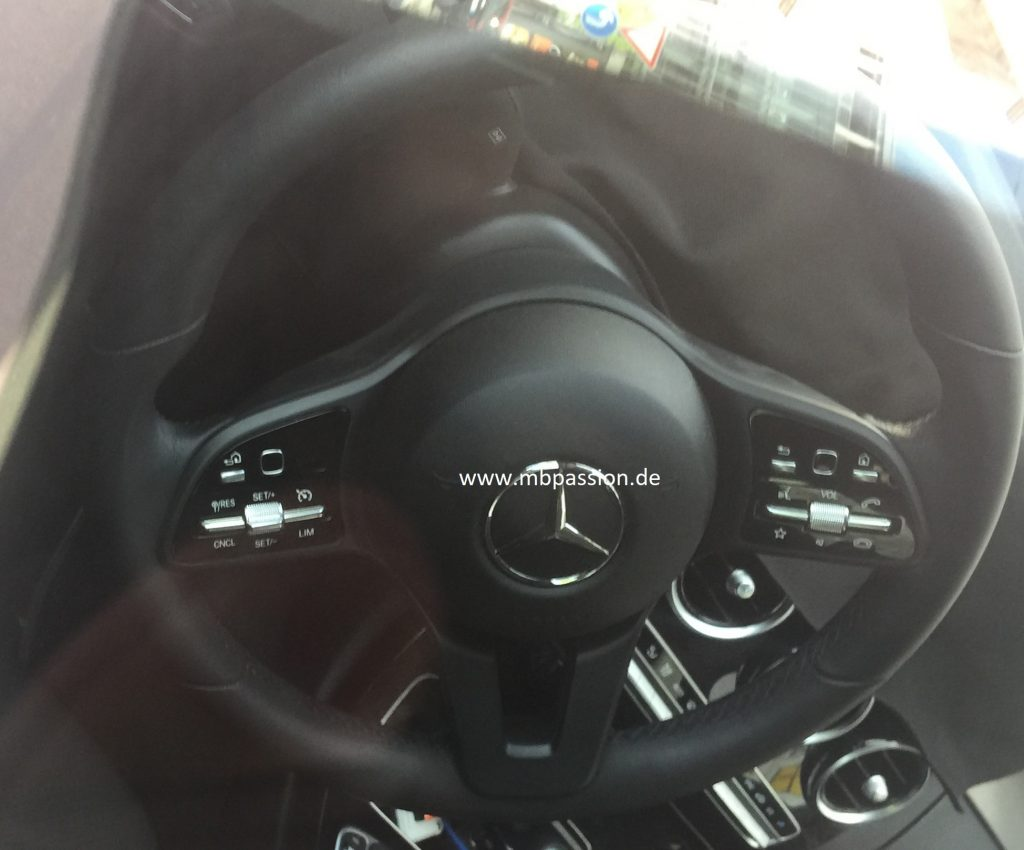 2018 Mercedes Benz C Class Interiors Spied Find New Upcoming Cars Latest Car Bikes News Car Reviews Comparisons Car Bikes Videos And Photos India Com