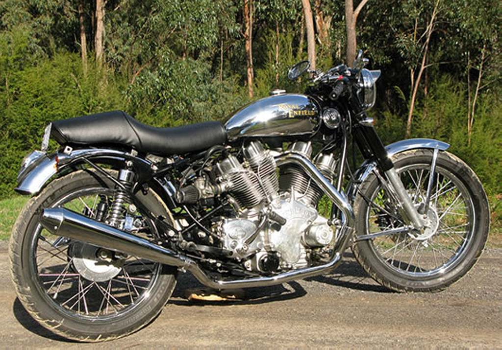 Carberry Motorcycle Introduces Royal Enfield Based 1000cc Engine