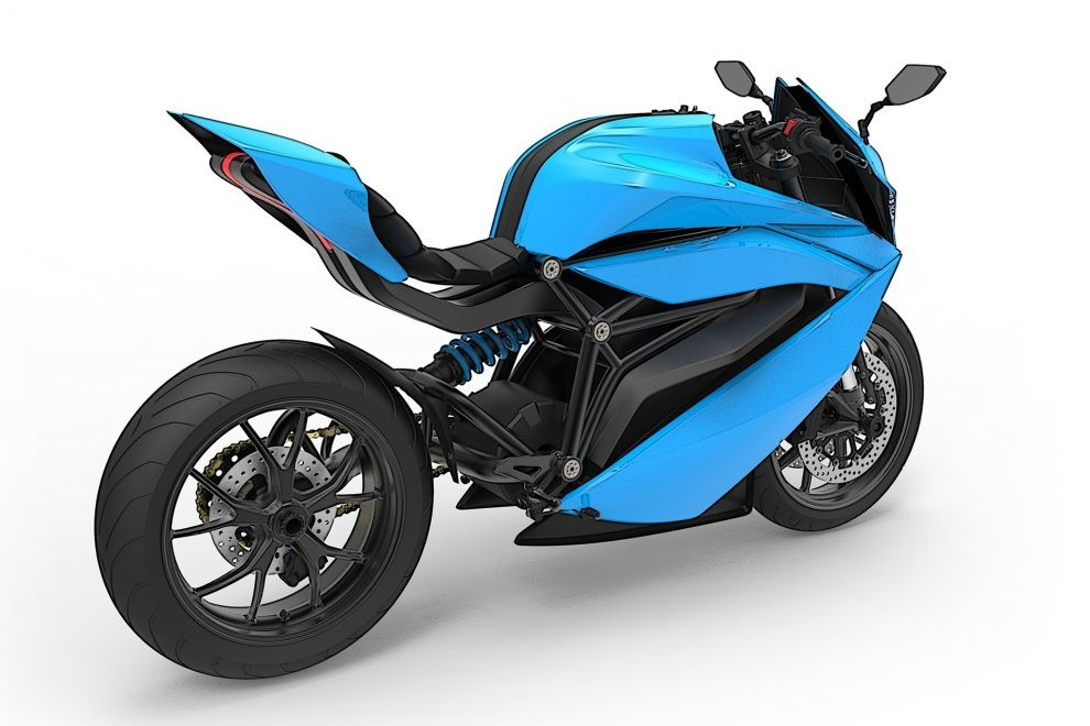Electric Sports Bike >> India S First Full Faired Electric Sportsbike All Set To Debut In