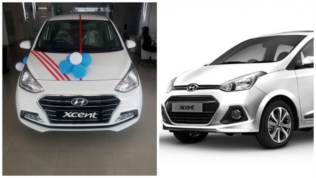 2017 Hyundai Xcent Vs 2014 Hyundai Xcent 5 Things To Know Find
