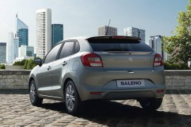 Maruti Suzuki Baleno to now get CVT automatic gearbox in top spec Alpha variant