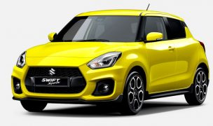 2018 (Maruti) Suzuki Swift Sport Revealed; India Launch on Cards