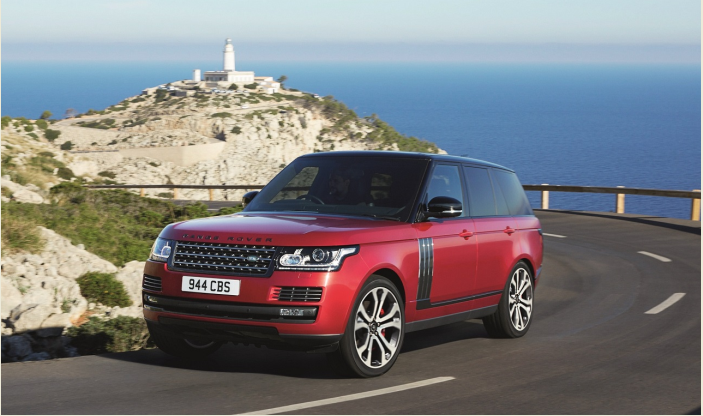 Land Rover Range Rover SVAutobiography Dynamic Launched; Priced in India at INR 2.79 Crore