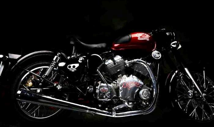 Carberry Motorcycles 1000 Cc V Twin Engine For Custom Royal Enfield