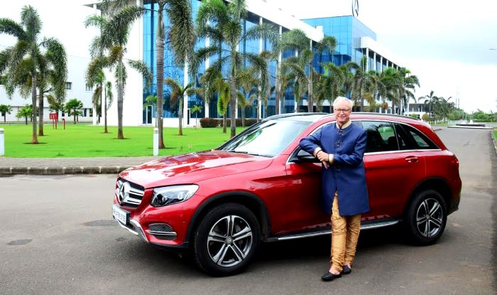 Mercedes-Benz GLC 'Celebration Edition' Launched in India