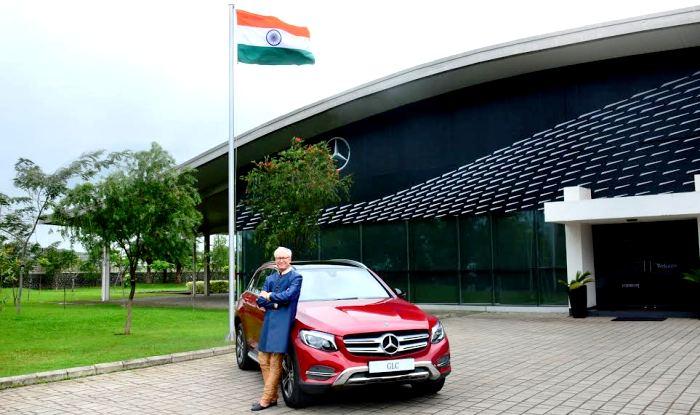 Mercedes-Benz GLC 'Celebration Edition'