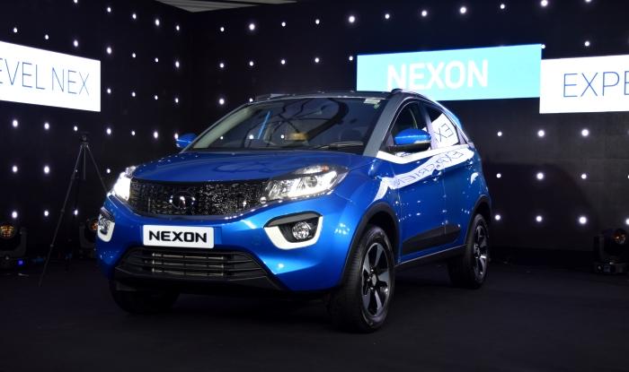 Tata Nexon Launched